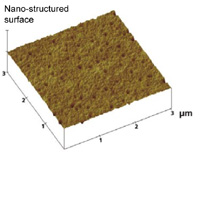 Nano-Structured Surface